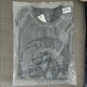 Diesel Snaps Indian Head Logo T-shirt
